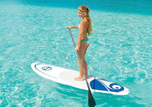 Orebic Boat Rent SUP Stand Up Paddle