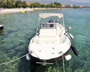 Zar65 Formenti Luxury boat for rent