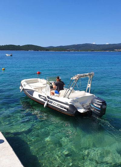 Orebić Boat Rent - Luxury RIB Zar 53