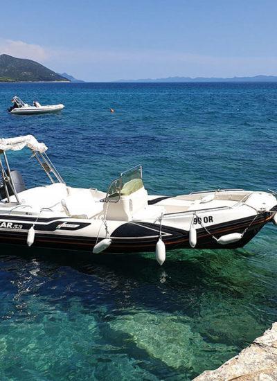 ZAR53 boat for rent in Orebić
