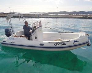 Orebic-Boat-Rent Nuova Jolly