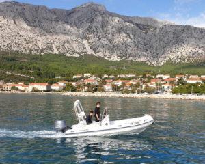 Boat rent Orebic - King 490