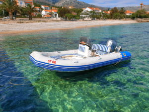 Zodiac Medline IIc Orebic Boat Rent