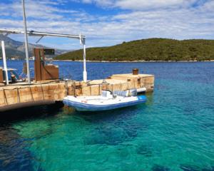 Zodiac Medline IIc Gas Station Orebic Boat Rent
