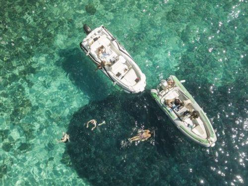 orebic boat rent